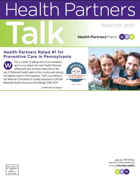 Winter 17 Healthpartnerstalk