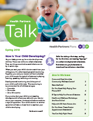 Health Partners Talk Spring 2019